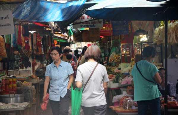 Talat Kao Market