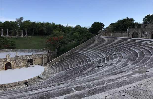 Amphitheater Altos de Chavón