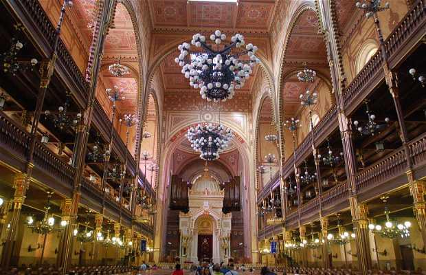 Grande Synagogue de Budapest (synagogue Dohany)