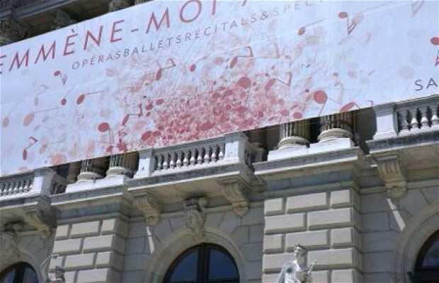 Grand Théâtre de Genève - Teatro Municipal de Genebra
