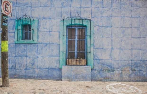 Barrio de Jalatlaco