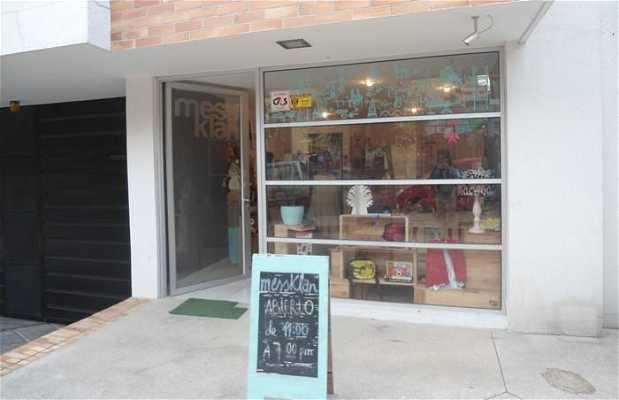 La boutique Mess Klan