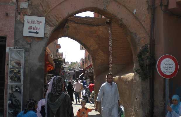 Barrio de Riad Ez Zitoun