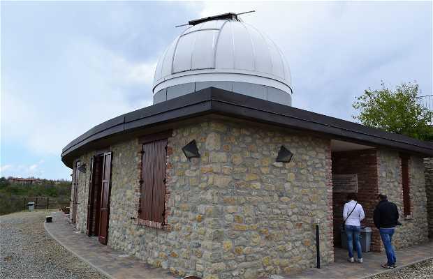 Planetario y Observatorio