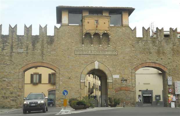 Puerta San Lorentino