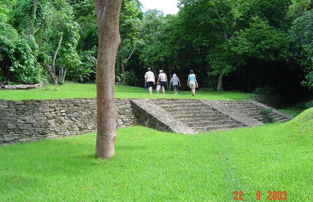Zona Arqueológica Coyuxquihui