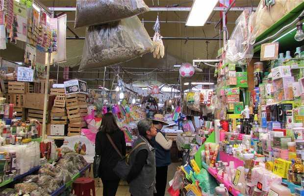 Mercado de Coyoacan, cidade do Mexico