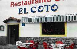 Restaurant El Coto