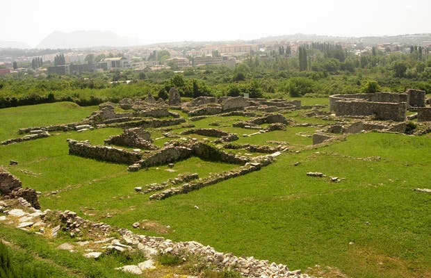 Necropoli di Manastirine