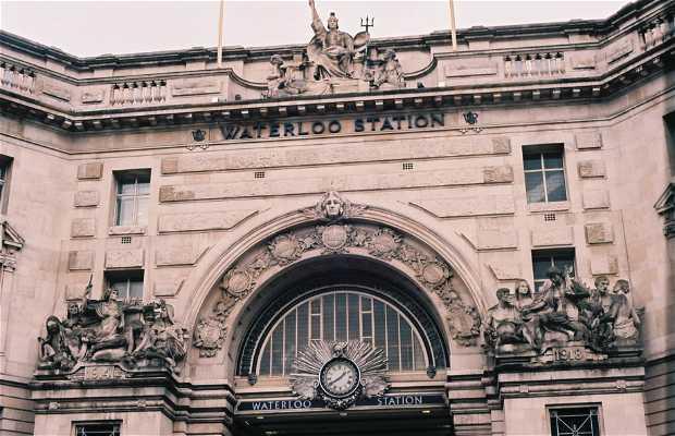Estação Waterloo