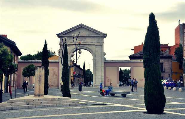 La Puerta de Madrid