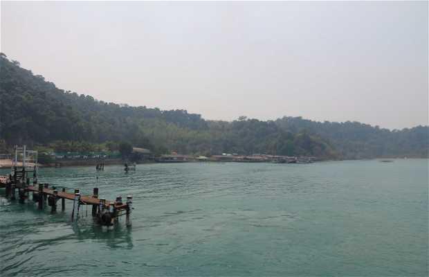 Muelle Laem Ngop