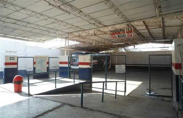 Le terminal Compania Loja