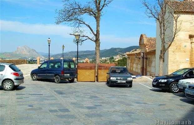 Plaza del Convento del Carmen