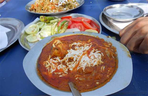 Restaurante Samrat