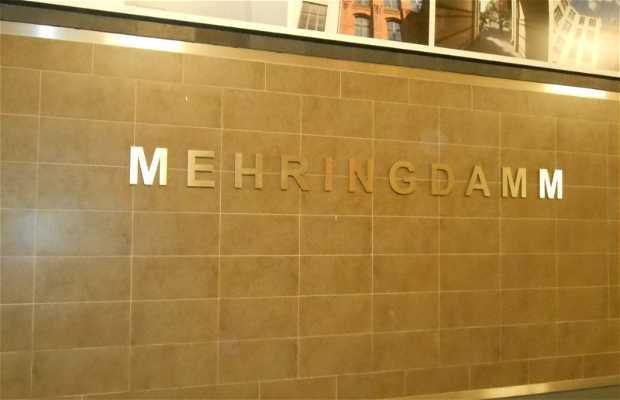 Metro Mehringdamm