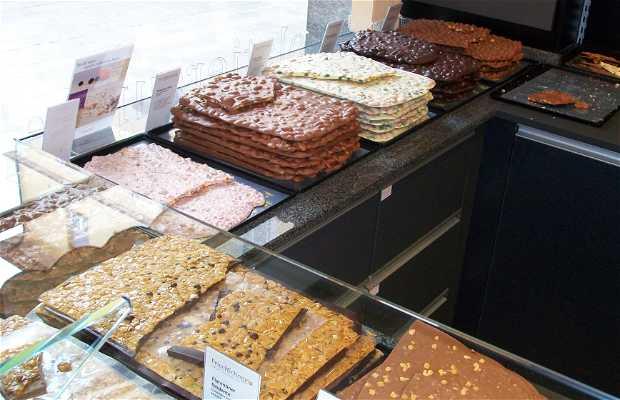 Chocolatería Merkur