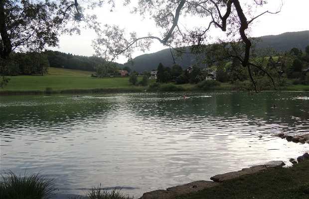 Lago de La Thuile