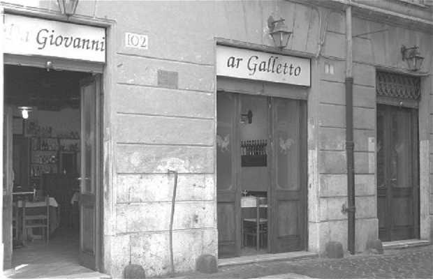 Restaurante Ar Galletto