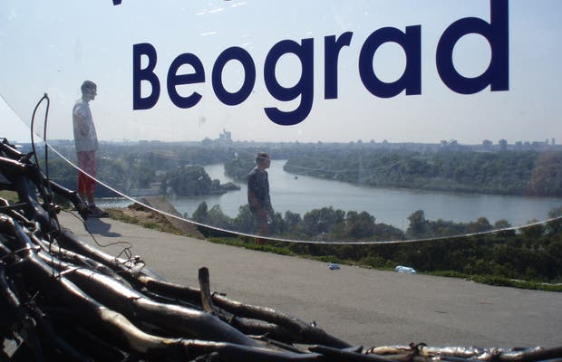 Belgrade Fortress Viewpoint