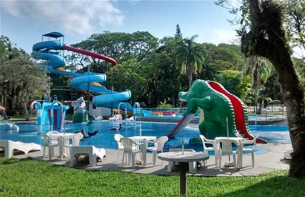 Parque aquático Acquativo