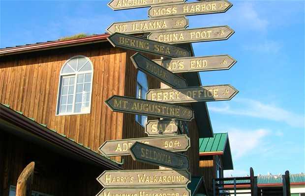 Coal Point Trading Company a Homer in Alaska