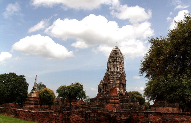 Tempio Wat Ratchaburana