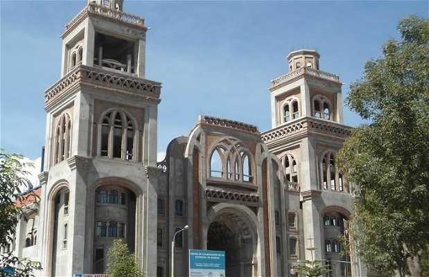 Proxima catedral