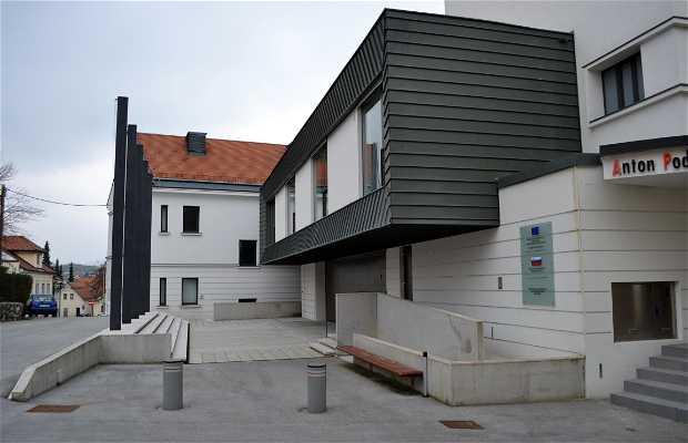Teatro de Anton Podbevsek