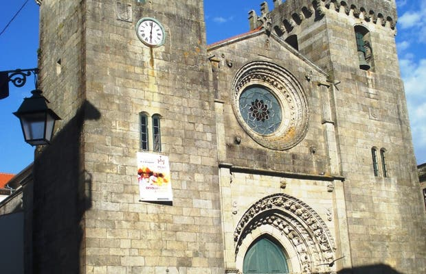 Eglise mère de Viana do Castelo - Cathédrale