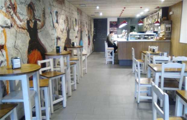 La era cafe. Plaza de los fueros
