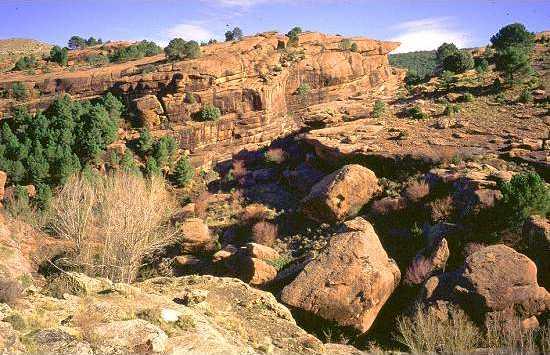 Parque de Albarracín