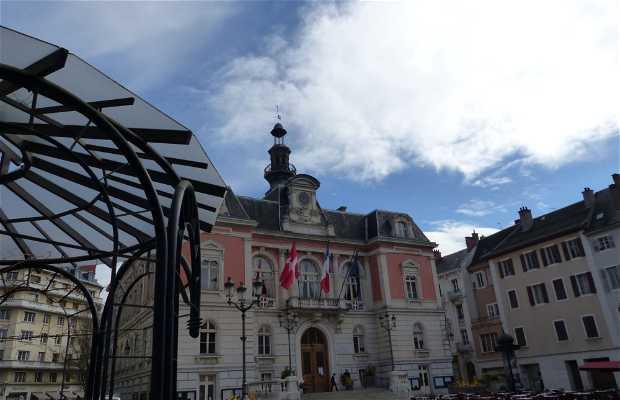 Ayuntamiento de Chambéry