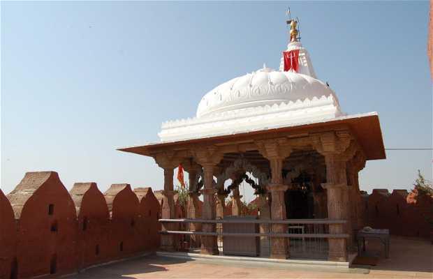 Templo de Chamunda Devi