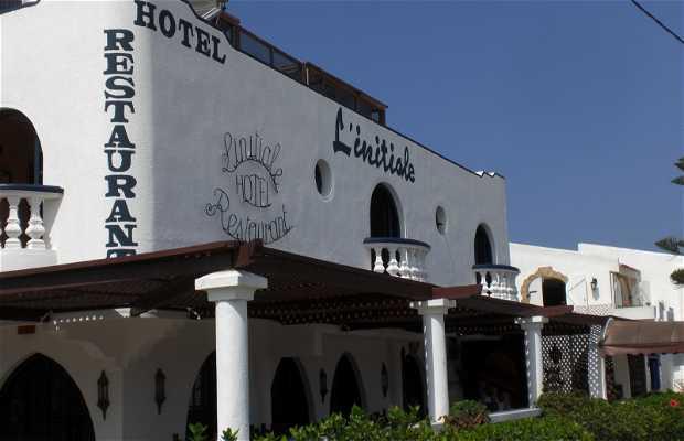 hotel restaurant l'initiale