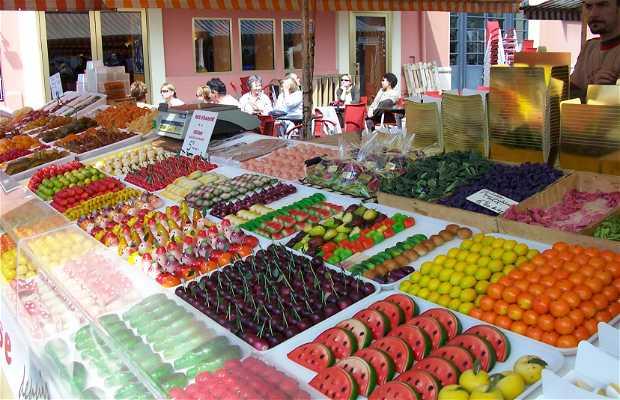 Mercato Cours Saleya