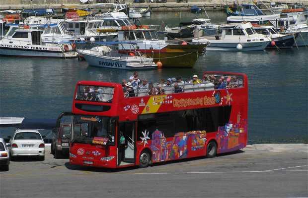 Autobús turístico de Gozo