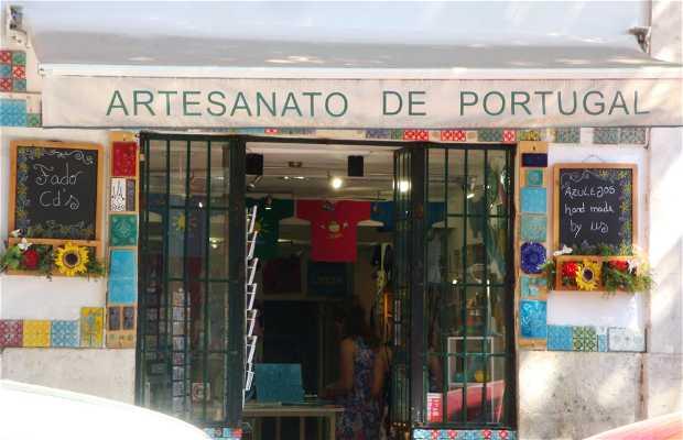 Artesanato Em Feltro Para Pascoa ~ Loja Artesanato de Portugalà Lisbonne 1 expériences et 3 photos