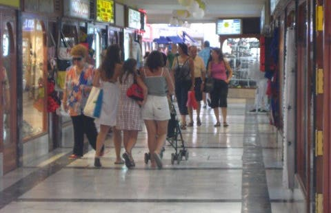 Parque Santiago III shopping centre