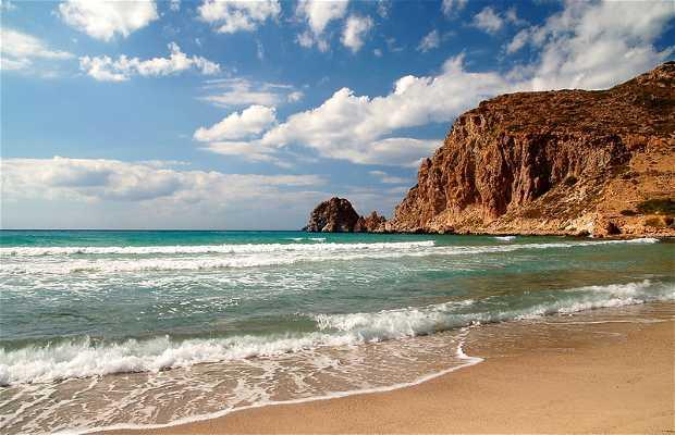 Playa de Plathiena