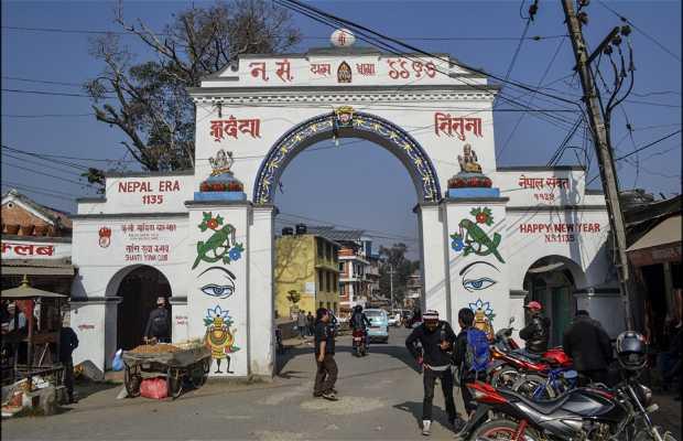 Patan Dhoka