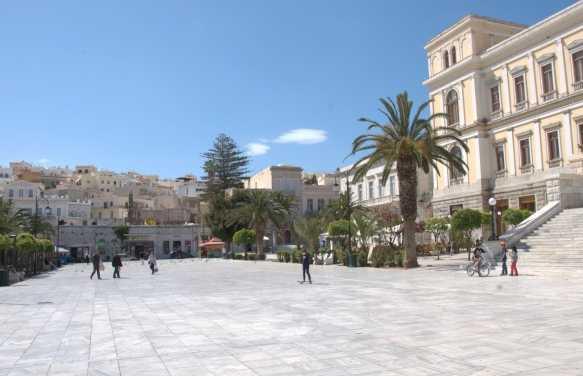Plaza de Miaouli