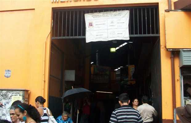 Marché central de San José
