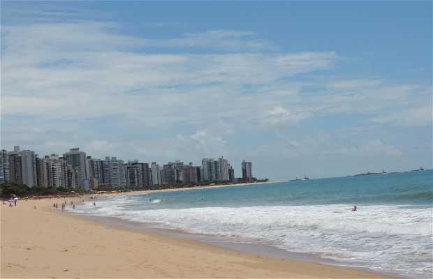 Playa Coqueiral de Itaparica