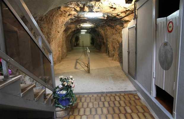 Ascensores de Rocamadour