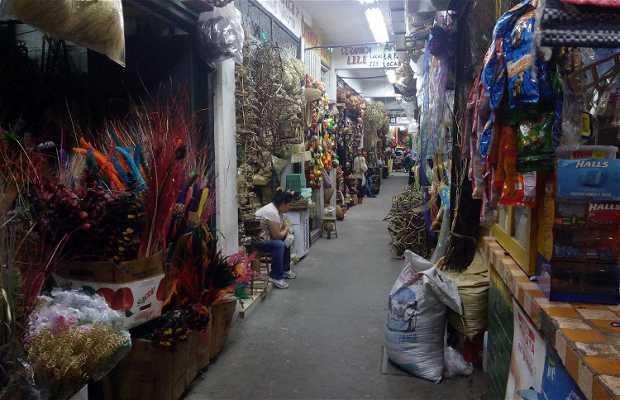 Comer y Pasear en Mercado Central Ciudad de Guatemala