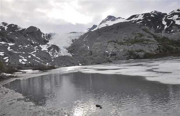 Glacier Worthington