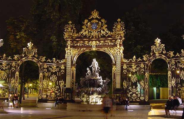 Plaza Stanislas