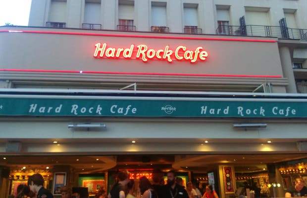 Hard Rock Cafe Nice