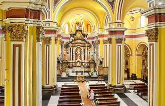 Iglesia de Santa Isabel de Portugal - San Cayetano